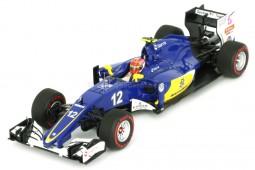 SAUBER C35 Formula 1 GP Formula 1 Australia 2016 F. Nasr - Spark Scale 1:43 (S5004)