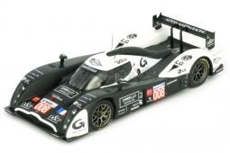 LOLA Aston Martin Signature Plus Le Mans 2010 Ragues / Ickx / Mailleux - Spark Escala 1:43 (S2559)