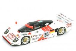 DAUER 962 LM Winner 24h Le Mans 1994 Dalmas / Haywood / Baldi - Spark Scale 1:43 (43LM94)