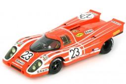 PORSCHE 917K  Ganador 24h Le Mans 1970 H. Herrmann / R. Attwood - Spark Escala 1:43 (43LM70)