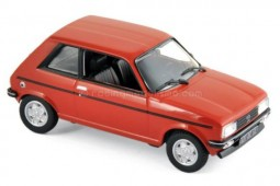 PEUGEOT 104 ZS 1979 - Norev Scale 1:43 (471403)