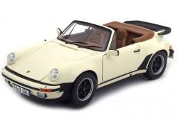 PORSCHE 911 Turbo Cabriolet 1987 - Norev Scale 1:18 (187661)