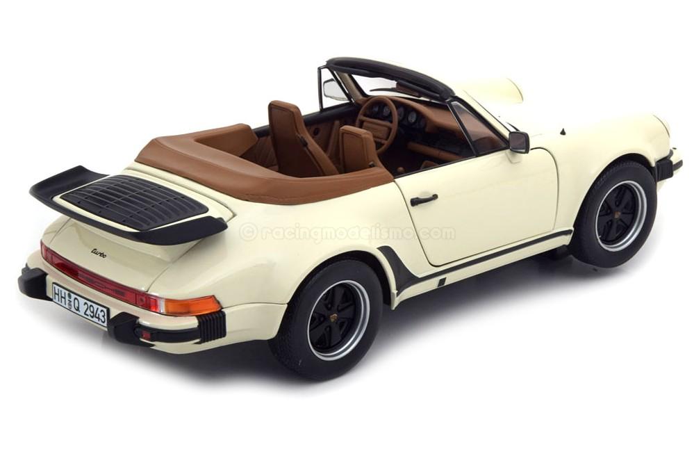 porsche 911 turbo cabriolet 1987 norev scale 1 18. Black Bedroom Furniture Sets. Home Design Ideas
