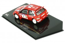 CITROEN Saxo S1600 Rally Portugal 2004 A. Araujo / M. Ramalho - Ixo Escala 1:43 (RAM226)