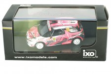 CITROEN DS3 R3 Rally Monte Carlo IRC 2011 D. Elena / O. Campana - Ixo Escala 1:43 (RAM460)