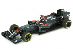 McLaren MP4-31 Formula 1 GP Bahrain 2016 S. Vandoorne - Spark Scale 1:43 (S5017)