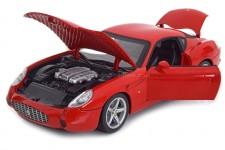 FERRARI 575 GTZ Zagato 2006  - HotWheels Escala 1:18 (P9887)