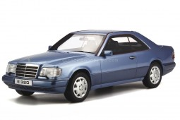 MERCEDES-Benz E320 (C124) Coupe 1986 - Otto Mobile Escala 1:18 (OT682)
