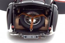 TALBOT Lago Coupe T150 C-SS Teardrop RHD 1937-39 - CMC Escala 1:18 (M-166)