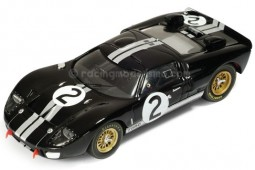 FORD GT40 MKII Winner 24h Le Mans 1966 McLaren / Amon - Ixo Scale 1:43 (LM1966)