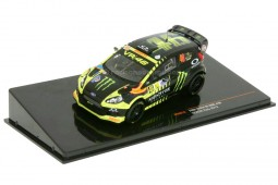 FORD Fiesta RS WRC Rally Monza 2013 V. Rossi / C. Cassina - Ixo Scale 1:43 (RAM619)