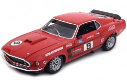 FORD Mustang Boss 302 Trans AM 1969 Moffat - ACME Escala 1:18 (A1801820B)
