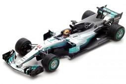 MERCEDES AMG FW08 Campeon del Mundo F1 2017 Ganador GP China L. Hamilton - Spark Escala 1:43 (S5030)