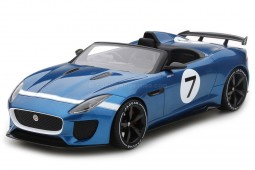JAGUAR F-Type Project 7 Concept 2015 - Top Speed Escala 1:18 (TS0025)