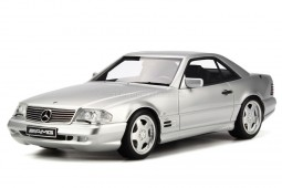 MERCEDES-Benz SL73 AMG (R129) 1995 - Otto Mobile Scale 1:18 (OT240)