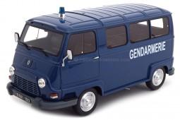 RENAULT Estafette Gendarmerie 1973 - Otto Mobile Escala 1:18 (OT256)