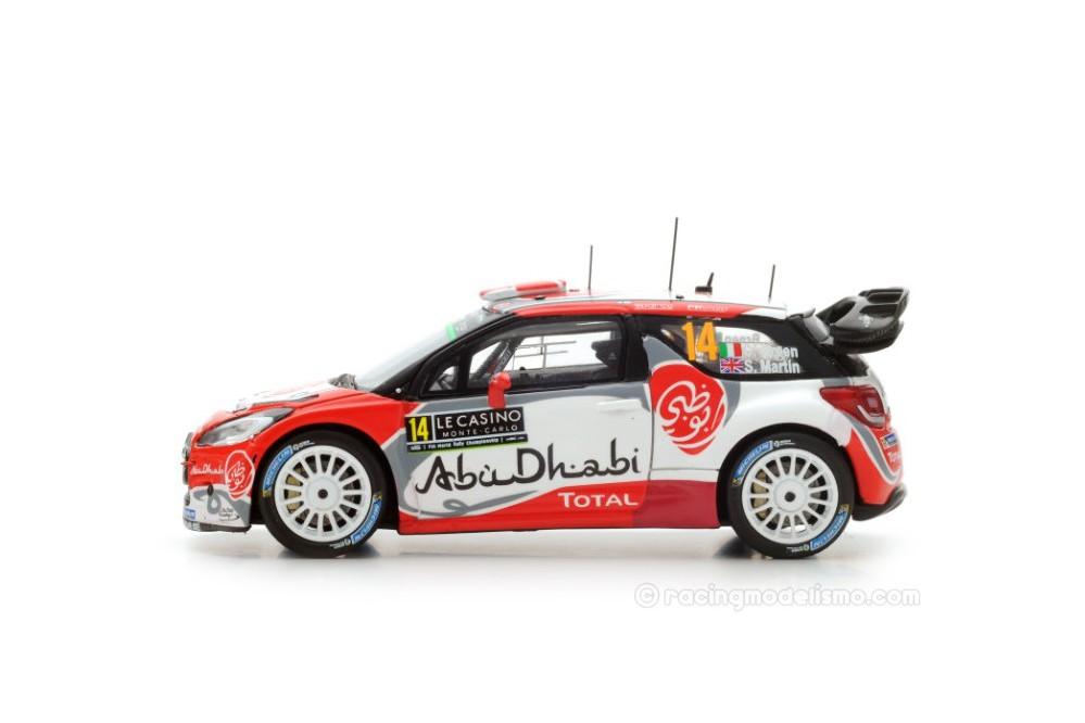 rally monte carlo 2017