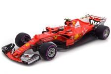 FERRARI SF70H GP Formula 1 Australia 2017 K. Raikkonen - BBR Escala 1:18 (BBR181707)