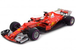 FERRARI SF70H Ganador GP Australia 2017 S. Vettel - BBR Escala 1:18 (BBR181705)