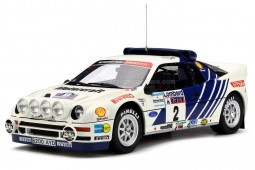 FORD RS200 Groupe B Lombard RAC Rally 1986  S. Blomquvist / B. Berglund - Otto Mobile Escala 1:18 (OT679)