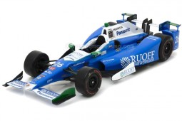HONDA Andretti Autosport Winner Indy 500 2017 T. Sato - Greenlight Scale 1:18 (11020)