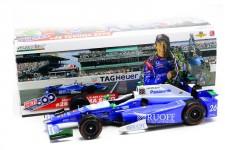 HONDA Andretti Autosport Ganador Indy 500 2017 T. Sato - Greenlight Escala 1:18 (11020)