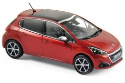 PEUGEOT 208 2015 - Norev Scale 1:43 (472819)