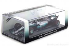 MERCEDES AMG W08 Ganador GP F1 Rusia 2017 V. Bottas - Spark Escala 1:43 (s5031)