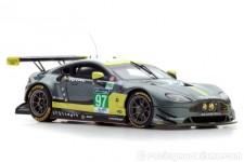 ASTON MARTIN Vantage GTE 4.5L V8 24h Le Mans 2017 D. Turner / J. Adam / D. Serra - Spark Escala 1:43 (S5836)