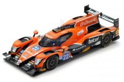 ORECA 07 Gibson G-Drive Racing 24h Le Mans 2017 M. Royas / R. HIrakawa / J. Gutierrez - Spark Escala 1:43 (S5809)