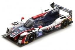 LIGIER JS P217 United Autosports 24h Le Mans 2017 W. Owen / H. de Sadeleer / F. Albuquerque - Spark Scale 1:43 (S5818)