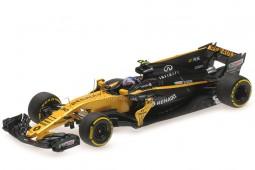 RENAULT R.S. 17 Formula 1 GP Australia 2017 J. Palmer - Minichamps Scale 1:43 (417170030)
