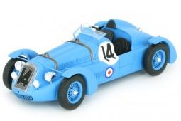 DELAGE D6 S Spider 24h Le Mans 1949 L. Gerard / F. Godia - Spark Escala 1:43 (S2729)