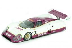 JAGUAR XJR 12 Ganador 24h Le Mans 1990 M. Brundle / J. Nielsen / P. Cobb - Spark Escala 1:43 (43LM90)