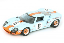 FORD GT 40 Winner 24h Le Mans 1969 J. Ickx / J. Oliver - Spark Scale 1:43 (43LM69)