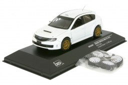 SUBARU Impreza WRX STI 2011 Rally Spec Plain Body - Ixo Scale 1:43 (MDCS007)