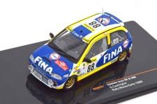 SUBARU Vivio RX-R Rally Monte Carlo 1999 G. Cadringher - Ixo Scale 1:43 (RAM531)