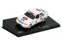 MERCEDES 190E 2.3 16 Rally Tour Auto 1986 D. Auriol / B. Occelli - Ixo Escala 1:43 (RAC226)