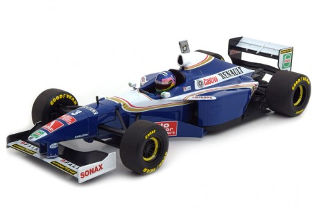 WILLIAMS Renault FW19 Campeon del Mundo Formula 1 1997 J. Villeneuve - Minichamps Escala 1:18 (186970003)