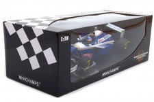 WILLIAMS FW19 Campeon del Mundo Formula 1 1997 J. Villeneuve - Minichamps Escala 1:18 (186970003)