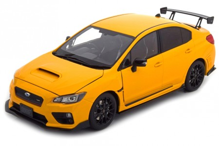 SUBARU S207 NBR Challenge Package 2015 - SunStar Escala 1:18 (5551)