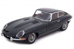 JAGUAR E-Type Series 1 3.8 Coupe 1961 Verde Oscuro - AutoArt Escala 1:18 (73612)