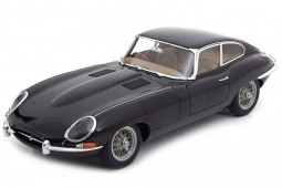 JAGUAR E-Type Coupe Series 1 3.8 Coupe 1961 Black - AutoArt Scale 1:18 (73611)