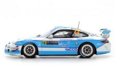 PORSCHE 911 (997) GT3 RS Ganador RGT Rally Monte Carlo 2017 Dumas / Turckheim - Spark Escala 1:43 (s5160)