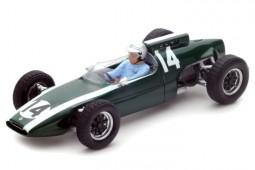 COOPER T60 Ganador GP Formula 1 Monaco 1962 Bruce McLaren - Spark Scale 1:43 (s4802)