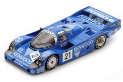 PORSCHE 956 3rd 24h LeMans 1983 M. Andretti / M. Andretti / P. Alliot - Spark Scale 1:43 (s5505)