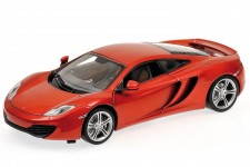 McLaren MP4-12C 2011 - Minichamps Escala 1:18 (110133020)