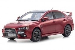 MITSUBISHI Lancer Evolution X Final Edition 2008 - Kyosho Scale 1:18 (KSR18019R)