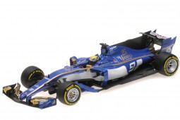 SAUBER C36 GP Formula 1 China 2017 M. Ericsson - Minichamps Escala 1:43 (417170009)