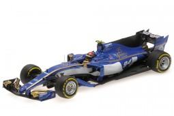 SAUBER C36 GP Formula 1 Bahrain 2017 P. Wehrlein - Minichamps Escala 1:43 (417170094)